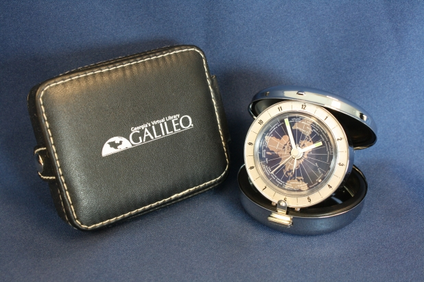 Find Your Time and Place with GALILEO