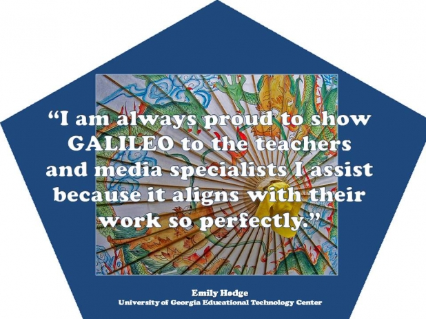 GALILEO Aligns with Work of Teachers and Media Specialists