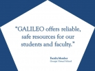 GALILEO: Reliable Resources for Students