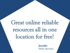 GALILEO: Reliable Resources in One Location