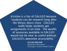 GALILEO: Awesome Accessiblity