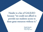 We Could Not Afford Access for Students without GALILEO