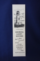 Georgia Lighthouses Bookmark
