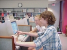 Teens Use GALILEO for School Research
