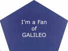 GALILEO Fans for the 15th Birthday Celebration