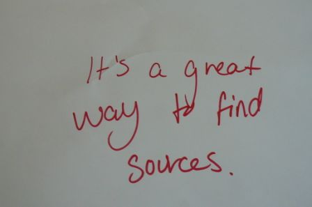 GALILEO: Great Way to Find Sources