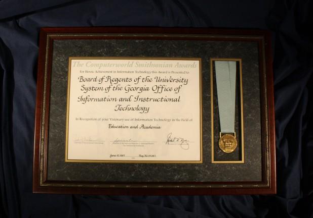 Computerworld Smithsonian Award 1997