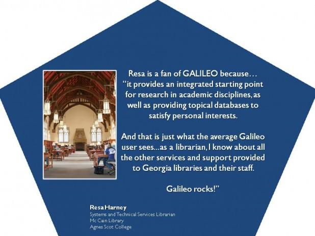 GALILEO Rocks!