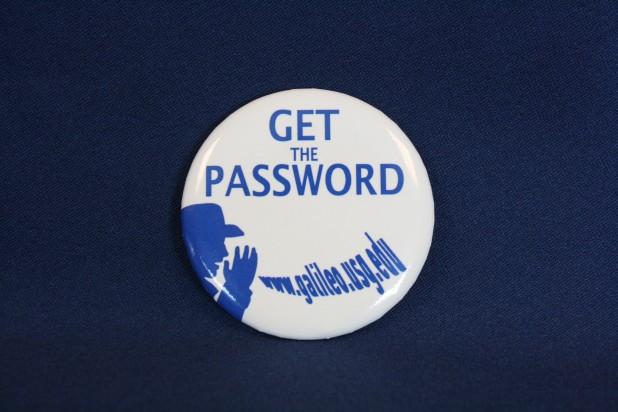Get the Password!