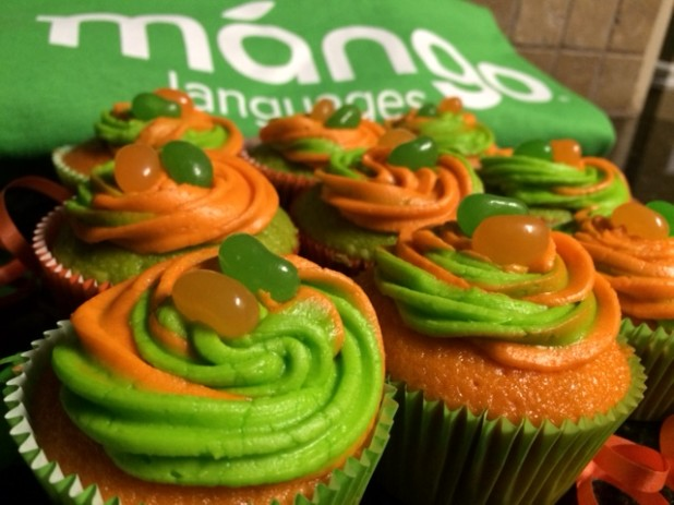 Mango Cupcakes From Newton County Library