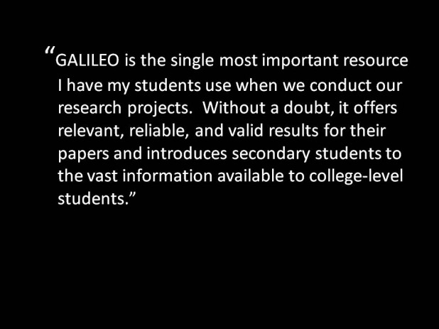 Most Important Resource for Students