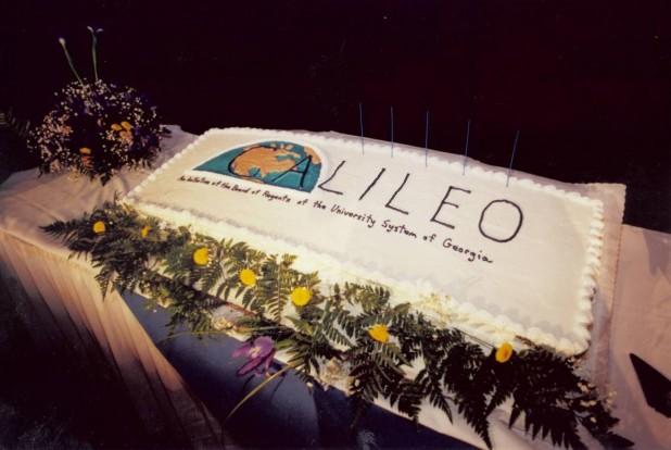 Birthday Cake for GALILEO's Fifth Anniversary