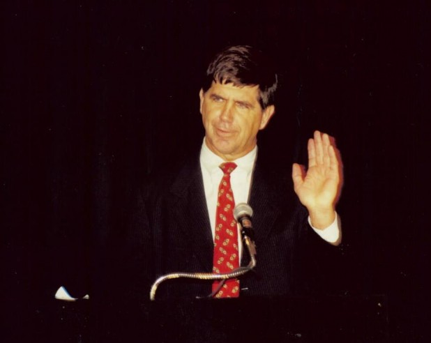 Dan Papp Speaks at GALILEO Day