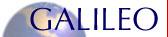 GALILEO Logo 1998