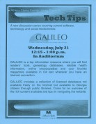 GALILEO at Athens-Clarke County Library