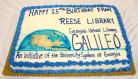 GALILEO 15th Birthday Cake BEFORE