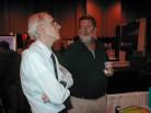 Ed and Tim at COMO 2004