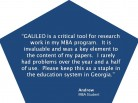GALILEO: Critical Tool for Research