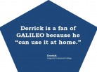 Use GALILEO at Home