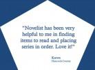 Love for NoveList