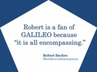 GALILEO is All Encompassing
