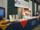 GALILEO Booth at COMO 2008