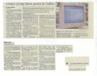 Article: Library Giving Home Access to GALILEO