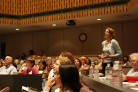 Helene Delivers the Keynote