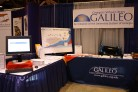 GALILEO Booth at COMO 2009