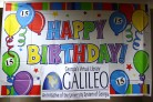 Happy Birthday, GALILEO