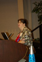 Susan Welcome Attendees