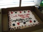 CRDL Celebration Cake