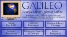 GALILEO Homepage 1995-2000