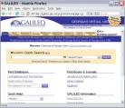 GALILEO Homepage 2006-2008