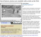 Article: Saved Historic Photos Now Available with a Click on the Web