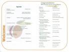 Customer Service Award Agenda