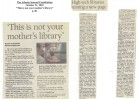 Article: This Is Not Your Mother's Library