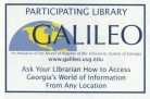 GALILEO is Available Here